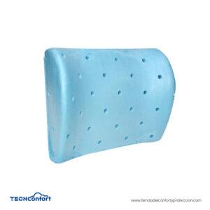 Soporte Lumbar Gel Y Memory Foam – Cool Fresh Con Aireación