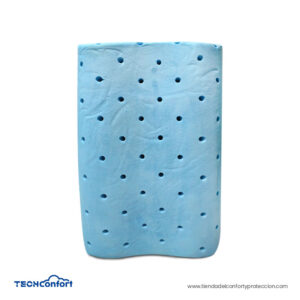 Almohada Cervical Memory Foam Infusión Gel - Memorygel