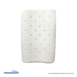 Almohada Memory Foam Cervical Ortopédica Canales Aireación
