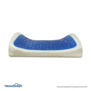 Cojín coxis y soporte lumbar en GEL y memory foam – Combo